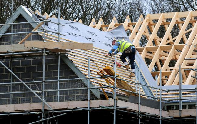 House building returns UK construction sector to growth in April