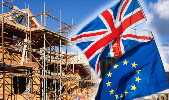 Construction Sector Fear No Deal Brexit Will Reduce Workload