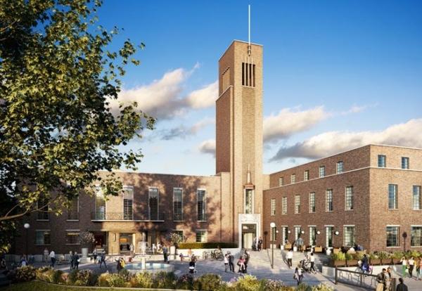 Ardmore wins £30m London town hall restoration